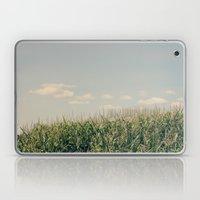 Campos de maíz Laptop & iPad Skin