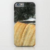 Wintry Waterfall iPhone 6 Slim Case