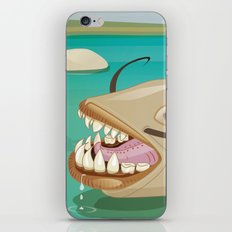Looking for food iPhone & iPod Skin