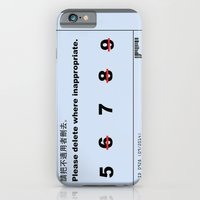 Inappropriate iPhone 6 Slim Case