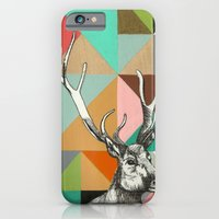 iPhone & iPod Case featuring House of blocks by Pips Ebersole