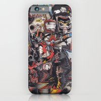 iPhone & iPod Case featuring Urban Legend by Arcane