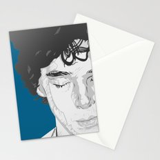 Sherlock Close-Up Stationery Cards