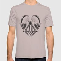 vader in shadows Mens Fitted Tee Cinder SMALL