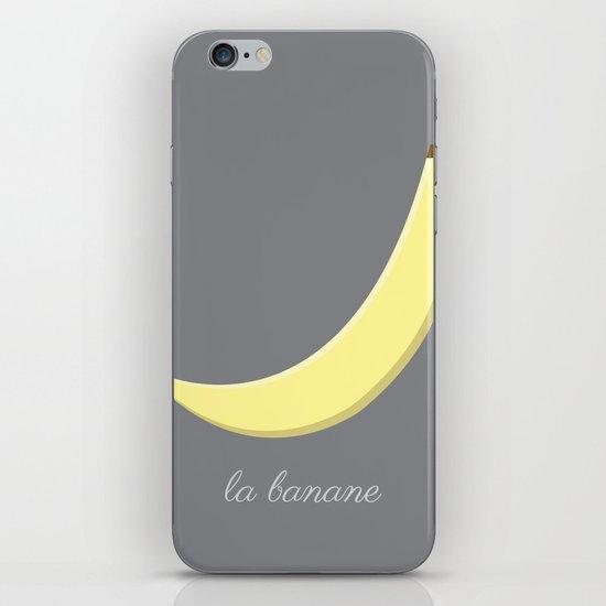 La Banane iPhone & iPod Skin
