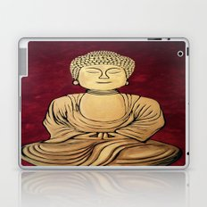 Golden Buddha Laptop & iPad Skin