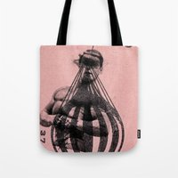 Nobody In The Air Tote Bag