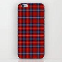 Aberdeen University Tartan iPhone & iPod Skin