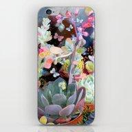 Melody iPhone & iPod Skin