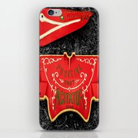 Positively Agitating iPhone & iPod Skin