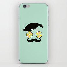 see the world iPhone & iPod Skin