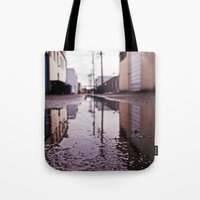 This Alley Tote Bag
