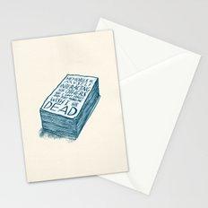 2500 Page Zine Stationery Cards