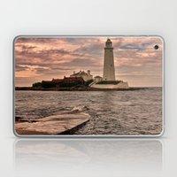 St Mary's Lighthouse Laptop & iPad Skin