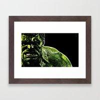 The Incredible Framed Art Print