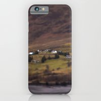 iPhone & iPod Case featuring New Years Day, one year in Ullapool. by RoisinMTC