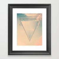 Skys (danalog1.bandcamp.… Framed Art Print