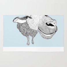Sheepy Rug