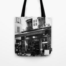 B&W Le Consulat Tote Bag