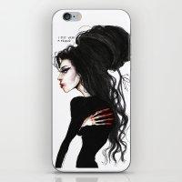 Amy ' I just need a friend'' iPhone & iPod Skin