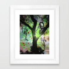 Dream Tree Framed Art Print