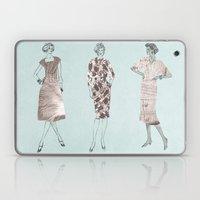 Strike A Pose Laptop & iPad Skin