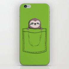 My Sleepy Pet iPhone & iPod Skin