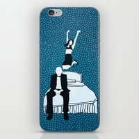 Chateau Marmont iPhone & iPod Skin