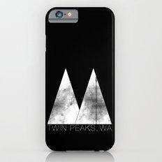 Twin Peaks, WA (White Lodge) iPhone 6s Slim Case