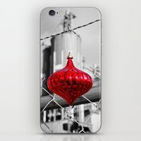 Industrial Yuletide iPhone & iPod Skin