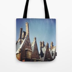 Harry Potter Hogsmeade Tote Bag
