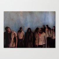 ZOMBIES V Canvas Print