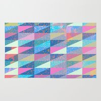 Candy Triangles Rug