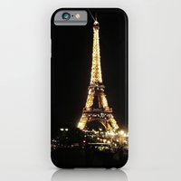 Eiffel Tower at Night iPhone 6 Slim Case
