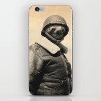 General Sloth iPhone & iPod Skin