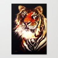 Rajah Canvas Print