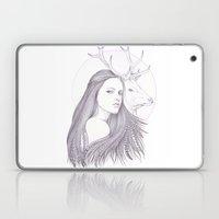 The White Deer Laptop & iPad Skin