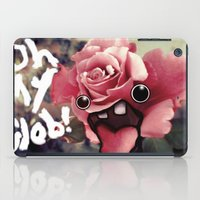 OH MY GLOB! iPad Case