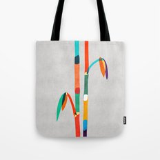 Couple of Bamboo Tote Bag