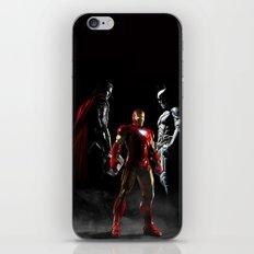 Trio Heroes iPhone & iPod Skin