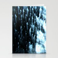 Rain Four Stationery Cards
