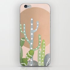 BOHO CACTUS iPhone & iPod Skin