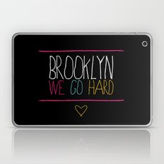 Brooklyn We Go Hard Laptop & iPad Skin
