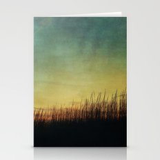 Floating In A Turquoise … Stationery Cards