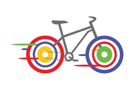 Bike! Canvas Print