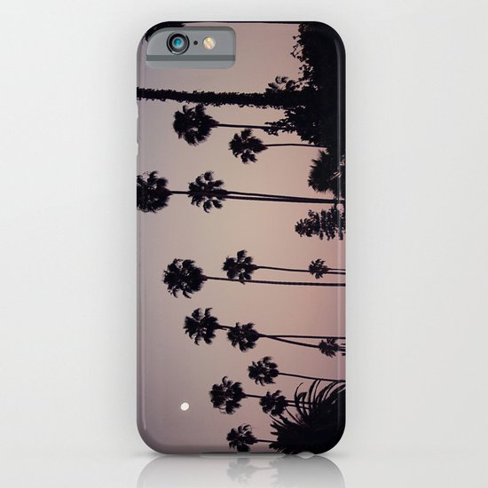 Hollywood Forever Cemetery Sunset  iPhone & iPod Case