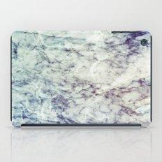 Marble blue iPad Case