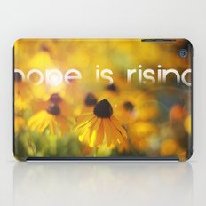 hope is rising  iPad Case
