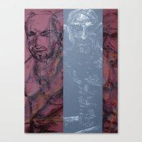 Second Reign Of Vladimir Canvas Print