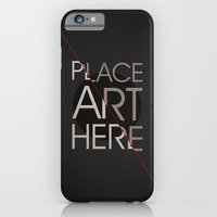 The Art Placeholder iPhone 6 Slim Case